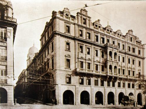 Fotos antiguas de buenos aires for Ministerio del interior argentina direccion