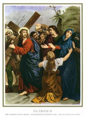 Estaciones del Vía Crucis